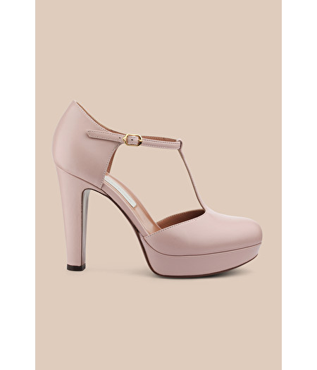ROSE NAPPA D'ORSAY COURT SHOE
